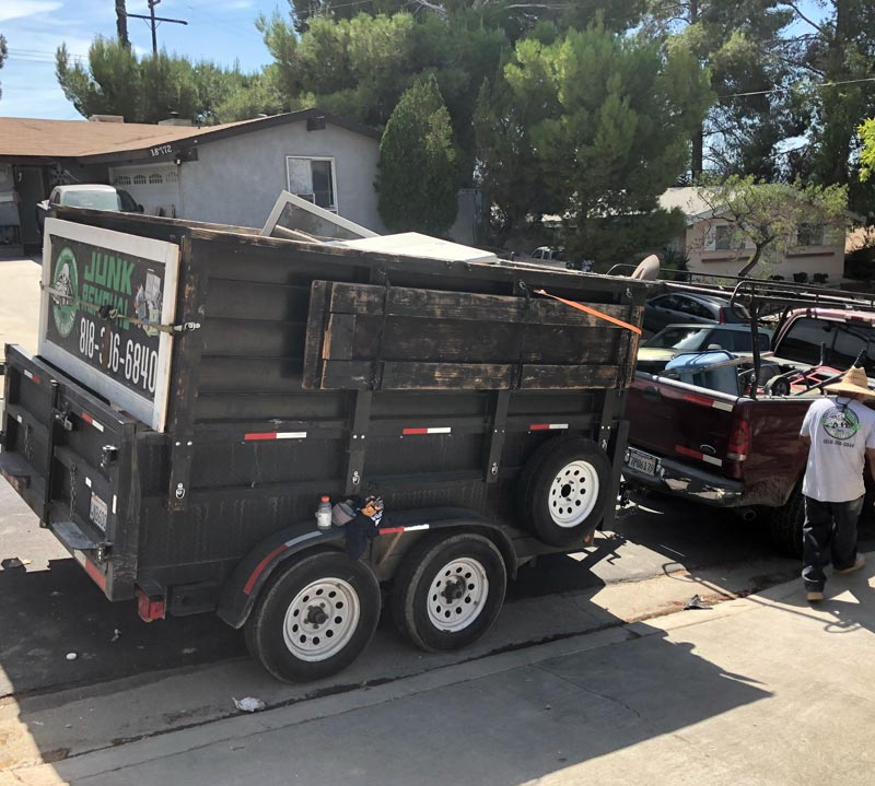 Tom's Junk Removal - Junk Removal and Hauling